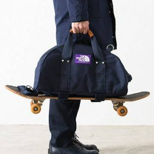 THE NORTH FACE紫标装备:3-Way Duffle Bag